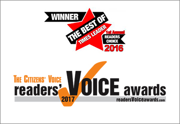 forty fort lube times leader citizens voice awards